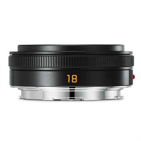 ELMARIT-TL 18mm f/2.8 ASPH Black Anodised