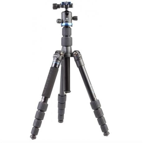 Benro iFoto Series 1 5-Section Aluminium Tripod Kit Image 1