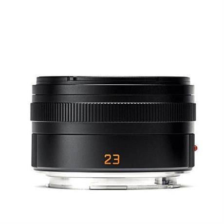 Leica SUMMICRON-TL 23 mm f/2 ASPH Black Anodised Image 1