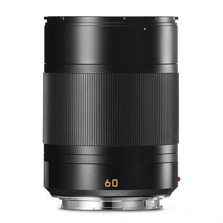 APO-MACRO-ELMARIT-TL 60mm f/2.8 Black Anodised