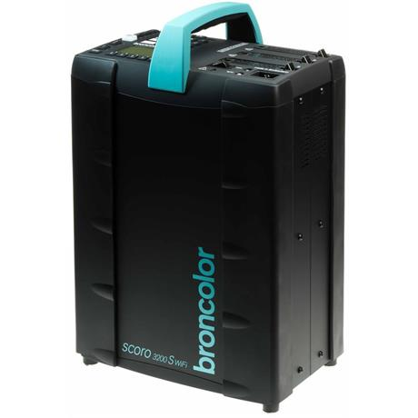 Broncolor Scoro 3200 S Wi-Fi / RFS 2 Power Pack Image 1
