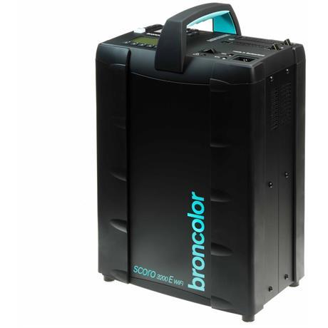 Broncolor Scoro 3200 E Wi-Fi / RFS 2 Studio Power Pack Image 1