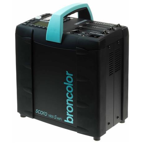 Broncolor Scoro 1600 S Wi-Fi / RFS 2 Studio Power Pack Image 1
