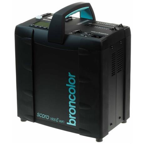 Broncolor Scoro 1600 E Wi-Fi / RFS 2 Studio Power Pack Image 1