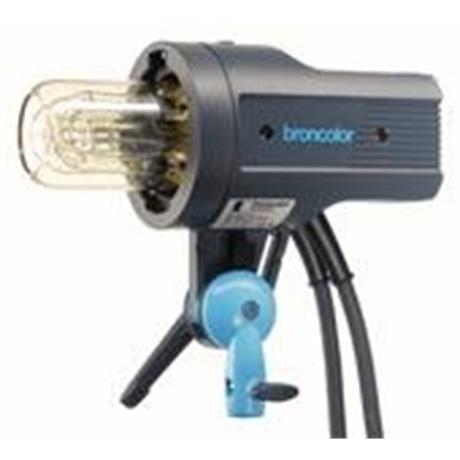 Broncolor Pulso Twin 2x3200 J 100-120 V Flash Head Image 1
