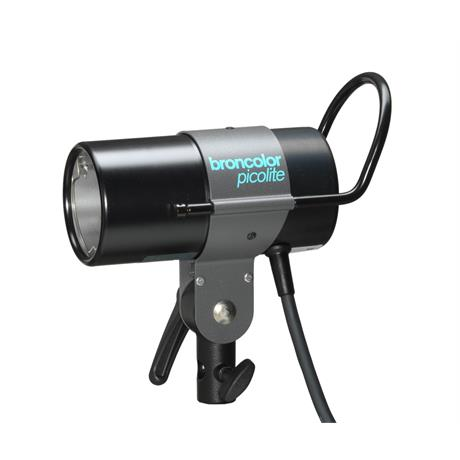 Broncolor Picolite Small Flash Head Lamp Image 1