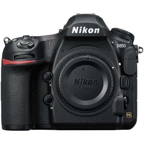 Nikon D850 with MB-D18 grip Image 1