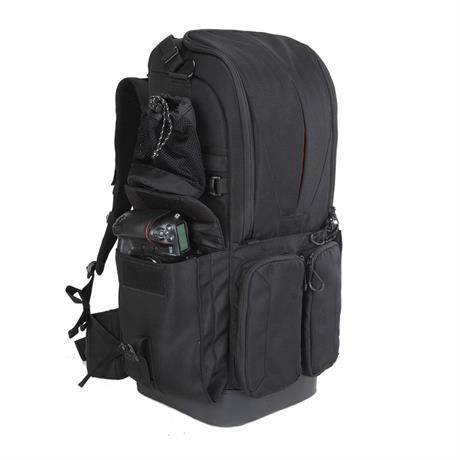 Benro Falcon 800 Long Lens Backpack Black Image 1