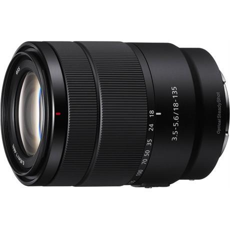 Sony E-mount 18-135mm f/3.5-5.6 OSS Lens Image 1