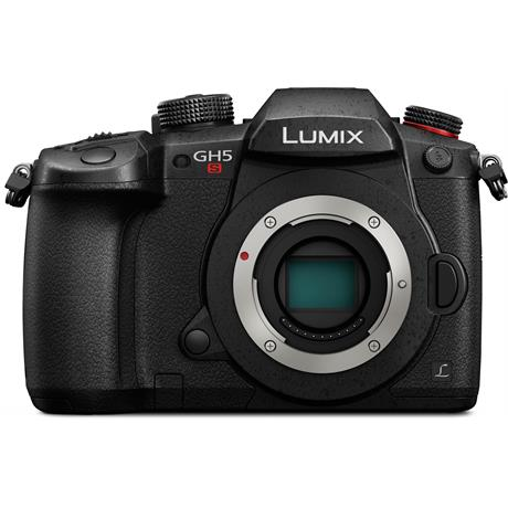 Panasonic Lumix GH5S Mirrorless Camera Body Body - Black Image 1