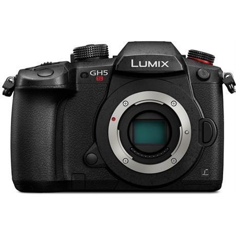 Panasonic GH5s Camera & XLR audio adapter Image 1