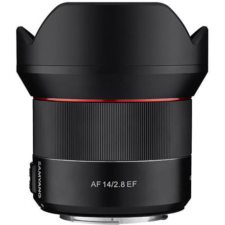 Samyang AF 14mm f/2.8 Canon EF Mount Lens  Image 1