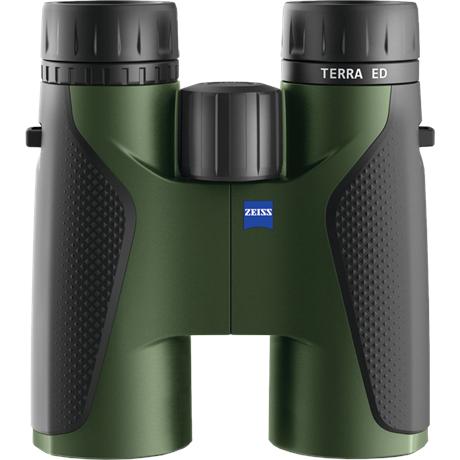 ZEISS Terra ED 8x42 Binocular - Green/Black Image 1