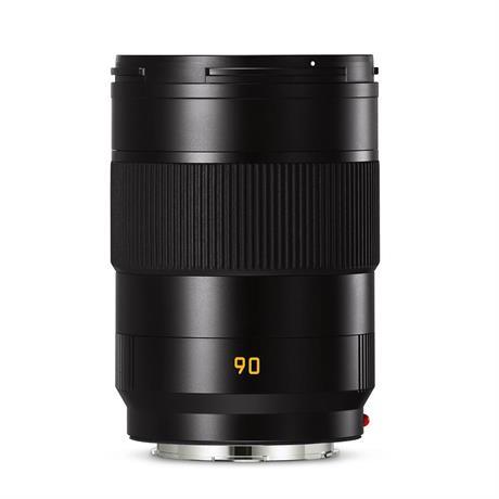 APO-SUMMICRON-SL 90mm f/2 ASPH Black Anodised
