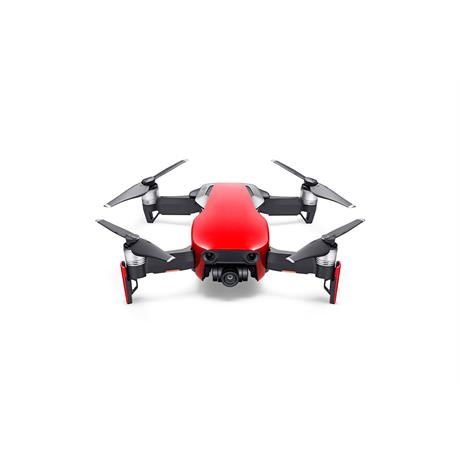 DJI Mavic Air Flame Red Fly More Combo drone Image 1