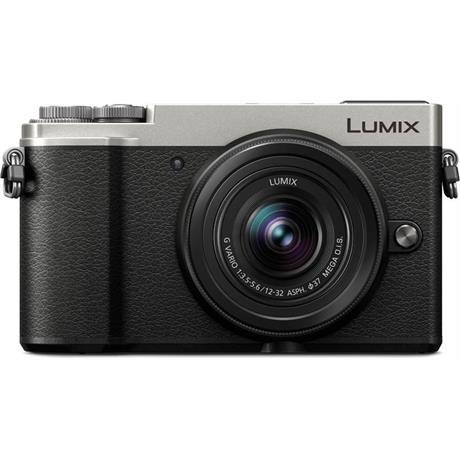 Panasonic Lumix GX9 Mirrorless Camera + 12-32mm Lens Kit Image 1