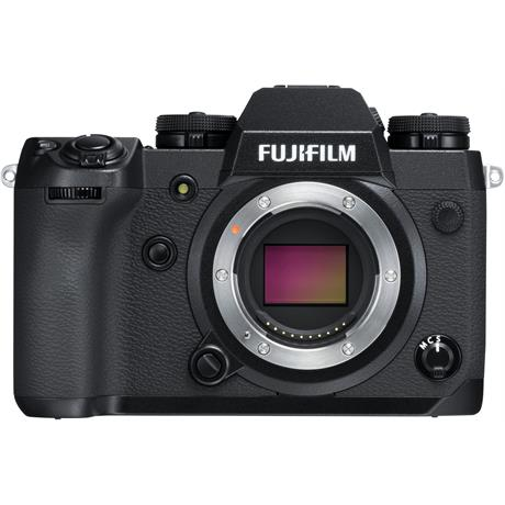 Fujifilm X-H1 Mirrorless Digital Camera Body Only - Black Image 1