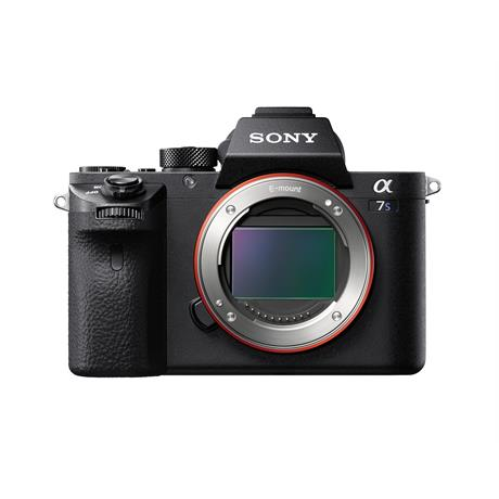 Sony a7S II Digital Compact System Camera Body Image 1