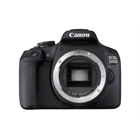 Canon EOS 2000D Digital SLR Camera Body Image 1