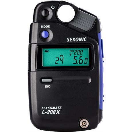 Sekonic L-308X Flashmate Light Meter Image 1
