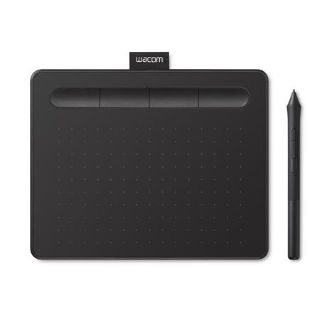 Wacom Intuos Small without BlueTooth - Black Image 1