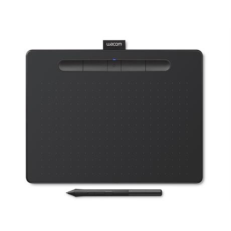 Wacom Intuos Medium BlueTooth - Black Image 1