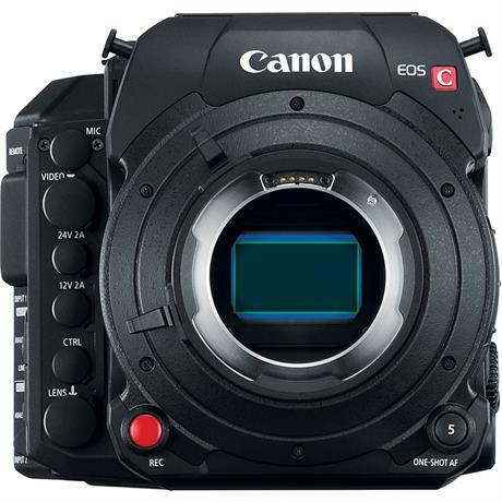 Canon EOS C700 FF PL Mount Cinema Camera Image 1