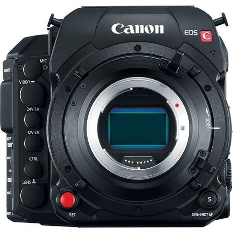 Canon EOS C700 FF EF Mount Cinema Camera Image 1