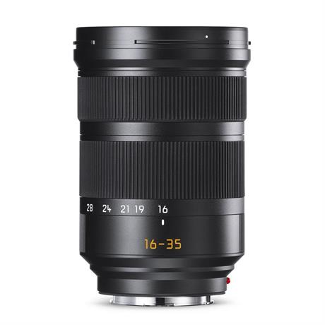Leica SUPER-VARIO-ELMAR-SL 16-35mm f/3.5-4.5 ASPH Black Anodised Image 1