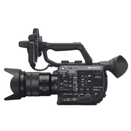 Sony PXW-FS5 II K Super35 handheld camcorder with18-105mm lens Image 1