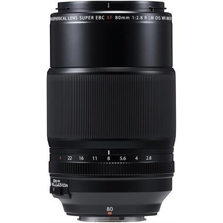 Fujifilm XF 80mm f2.8 R LM OIS WR Macro Lens With 1.4X Teleconverter Image 1