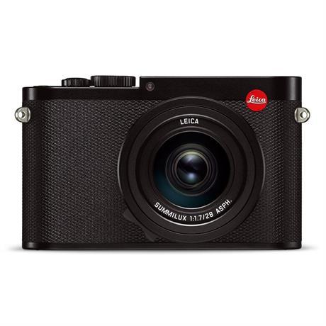 Leica Q (Typ 116) Black Anodized -Refurb Image 1