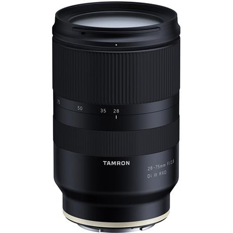 Tamron 28-75mm F2.8 Di III RXD Lens (Sony Fit)