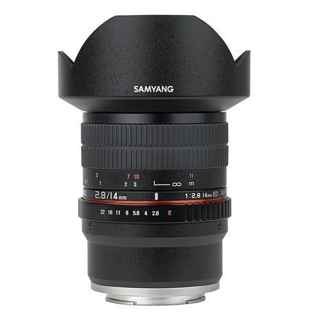 Samyang 14mm f/2.8 ED AS IF UMC Sony E-Mount Lens Image 1