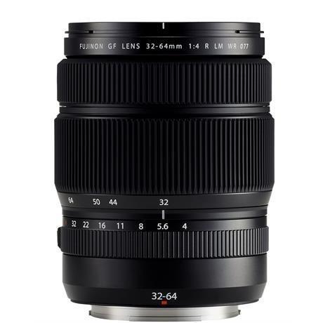 Fujifilm GF 32-64mm f/4 R LM WR Medium Format Lens - Refurbished Image 1