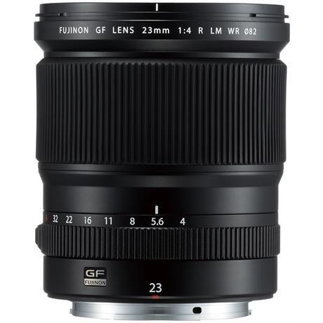 Fujifilm GF 23mm f/4 R LM WR G-Mount Lens - Refurbished Image 1