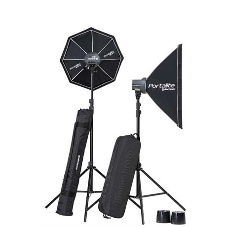 Elinchrom D-Lite RX One/One Softbox To Go Set Image 1
