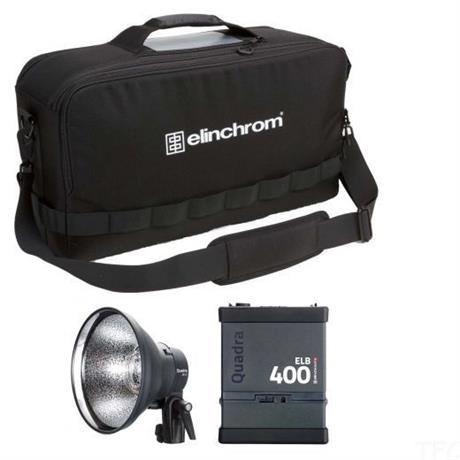 Elinchrom ELB 400 Hi-Sync To Go Set Image 1