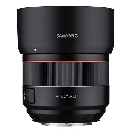 AF 85mm f/1.4 Canon EF