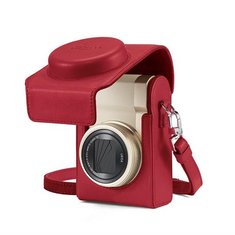 Leica C-Lux Leather Case - Red