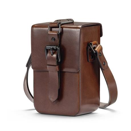 Leica C-Lux Leather Vintage Case - Brown Image 1