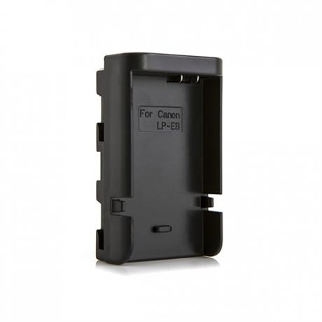 Nanlite NanGuang battery plate Canon E8 battery Image 1