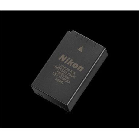 Nikon EN-EL20A Camera Battery Image 1