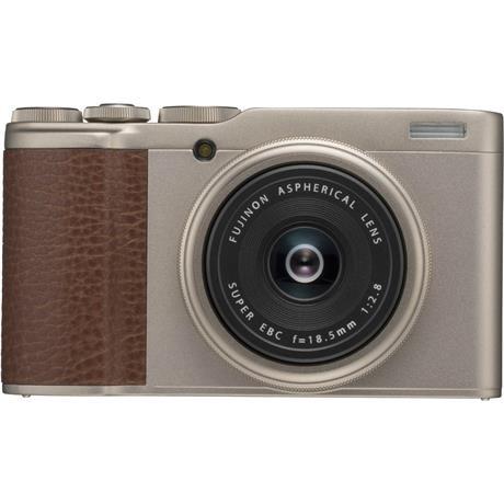 Fujifilm XF10 Compact Camera (Champagne Gold) Image 1