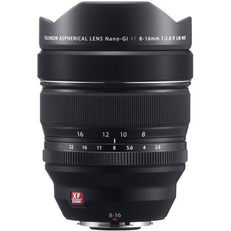 Fujifilm XF 8-16mm f/2.8 R LM WR X Mount Lens Image 1