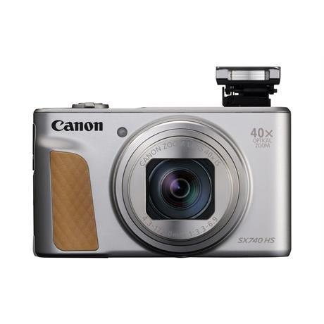Canon PowerShot SX740 HS - Silver Image 1