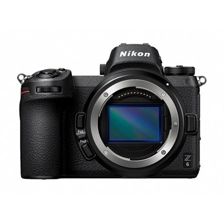 Nikon Z 6 Mirrorless Camera + FTZ Mount Adapter Image 1