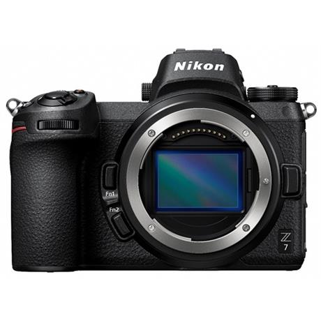 Nikon Z7 full frame mirrorless camera + FTZ Mount Adapter Image 1