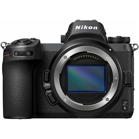Nikon Z 6 Full Frame Mirrorless Camera Image 1