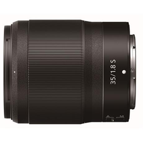 Nikon 35mm f/1.8 S Z mount lens Image 1